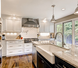 UltraCraft Cabinetry  Style: Daytona   Material: Maple  Finish: Natural